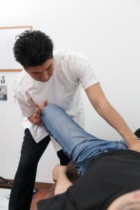 坐骨神経痛治療