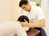 大網白里整骨院のむちうち症の治療
