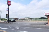 駐車場が整骨院の目の前に28台あり通院しやすい環境